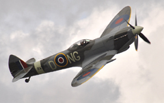 The World's Most Beautiful Aircraft - Spitfire