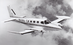 The World's Most Beautiful Aircraft - Cessna 340