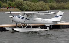 Seaplanes in France