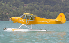 Seaplanes in Switzerland