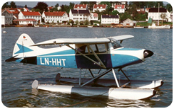 Seaplane Instruction