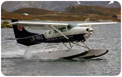Current Seaplanes in Norway